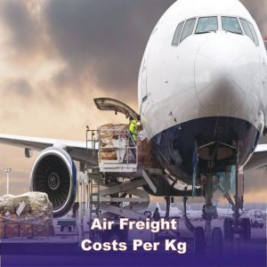 Air Freight Costs Per Kg 1