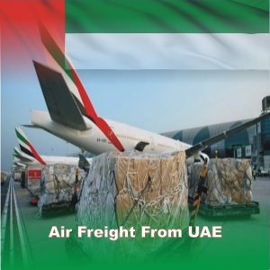 Air Freight From UAE