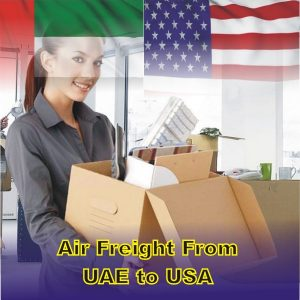 Air Freight To The USA