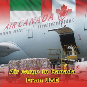 Air cargo to Canada