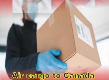 Air cargo to Canada door to door