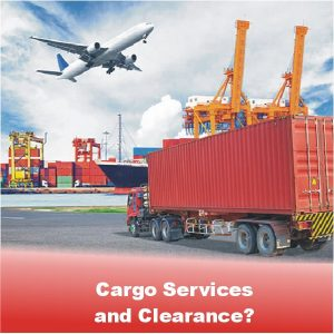 Cargo Services and Clearance by next movers