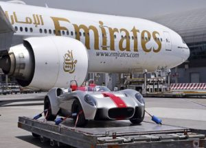 car shipping from UAE using air freight by next movers dubai