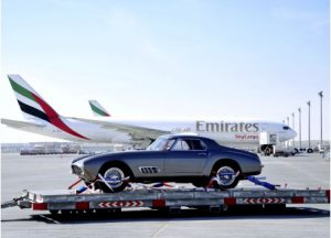 car shipping in Dubai