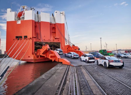 car shipping from dubai by sea freight