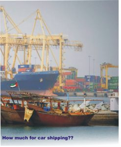Sea Freight Shipping in Dubai by next movers