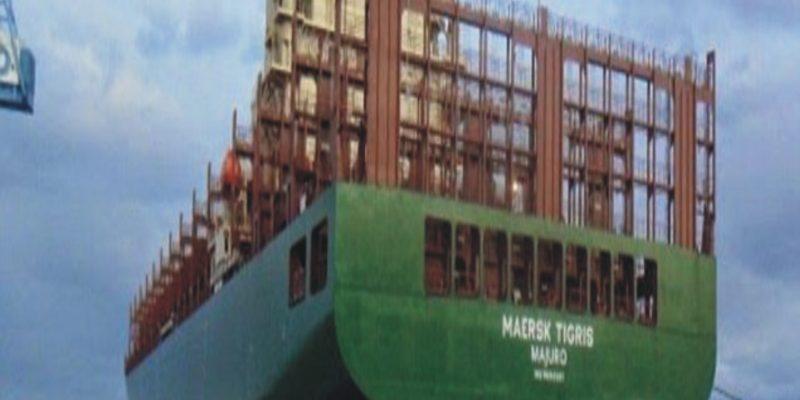 Sea Freight Shipping in Dubai