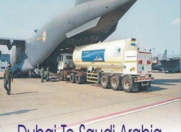 Dubai To Saudi Arabia by next movers