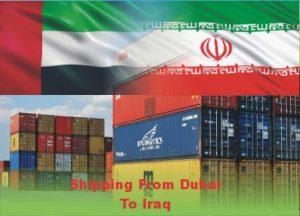 shipping to iraq from dubai 2