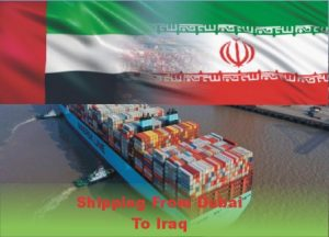 shipping to iraq from dubai 4